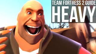 Руководство по Хеви | Team Fortress 2