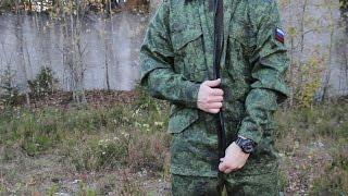 "Обзор костюма ""Захват"" (Ursus) (Ратник)"