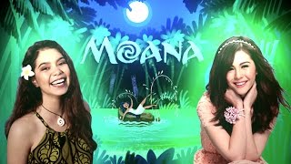 Auli'i Cravalho & Janella Salvador €� How Far I'll Go From Moana