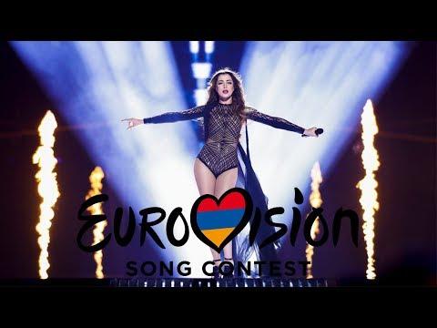 ARMENIA IN EUROVISION (2006-2018) MY TOP 10