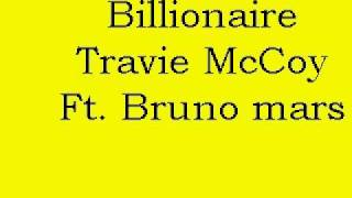 Billionaire lyrics (turn up your volume loud