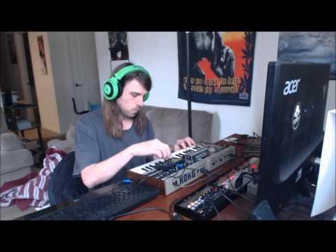 Live Korg Volca Jam 34 : Microkorg, Korg Volca & Monotron Delay