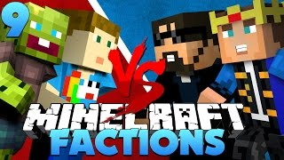 Minecraft Factions | EXOTIC PVP?! [9]