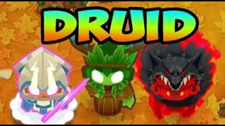 Bloons TD 6 - BEST DRUID GUIDE OF ALL TIME