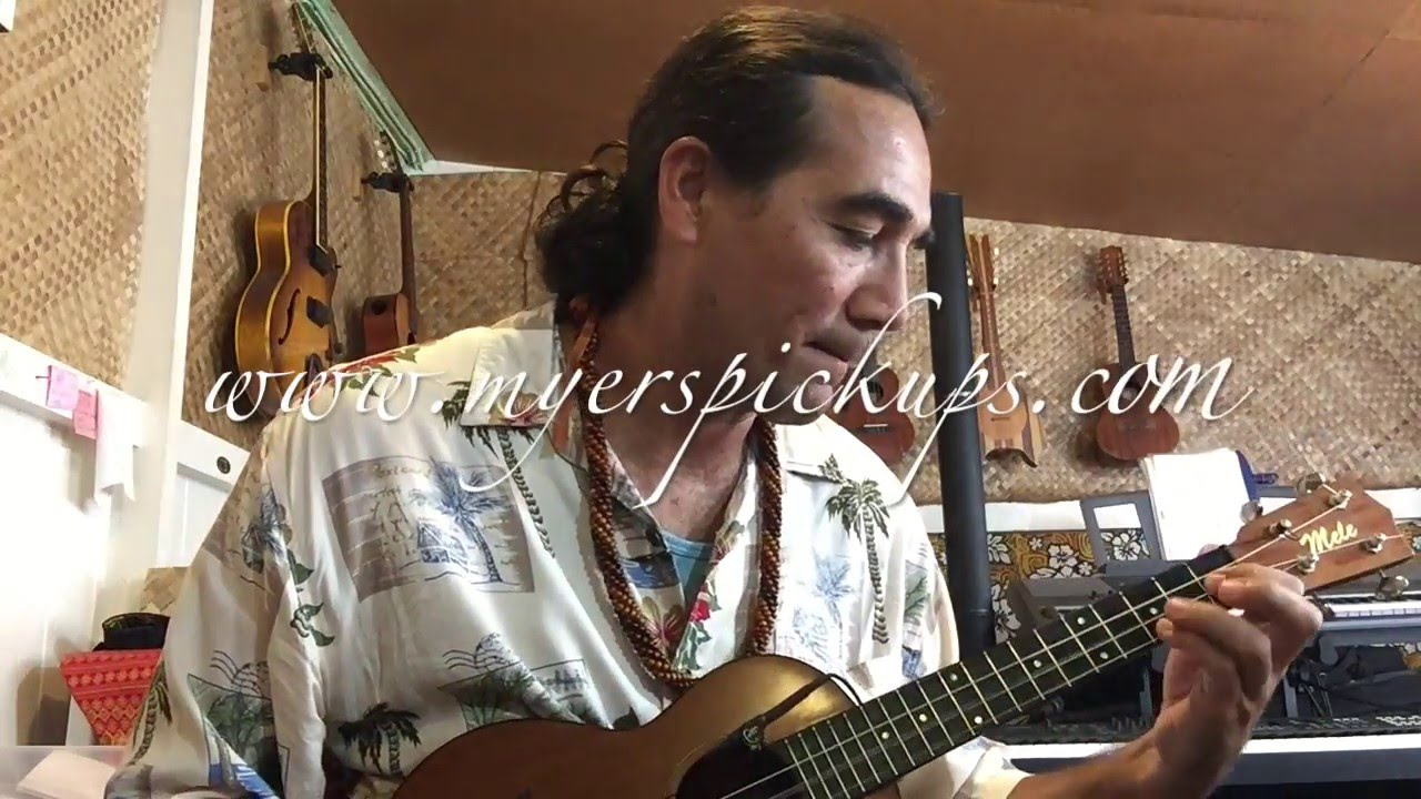 best passive ukulele pickup