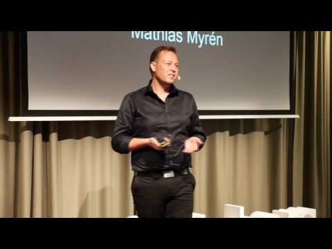 Gamification and the potential impact on society | Mathias Myrén | TEDxGöteborgSalon
