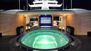 lo yacht più costoso al mondo