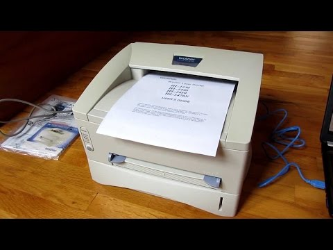 Thrift Store Laser Printer Brother HL-1440