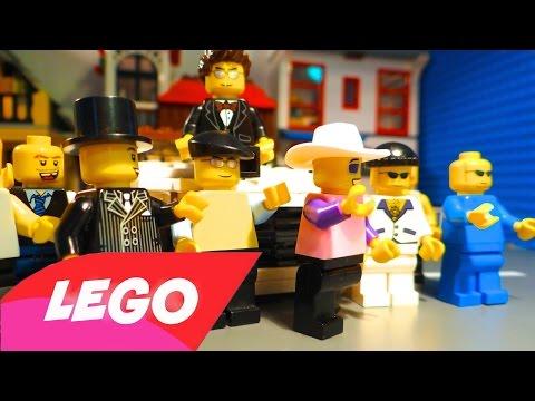 LEGO - Uptown Funk! - Mark Ronson (Ft. Bruno Mars) [Music Video]