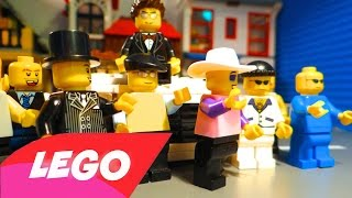 LEGO - Uptown Funk! - Mark Ronson (Ft. Bruno Mars) [Music Video]