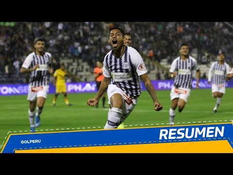 Resumen: Alianza Lima vs. Academia Cantolao (3-2)