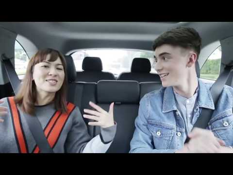 Greyson Chance sings new single, No Fear and covers Sam Smith's Stay With Me