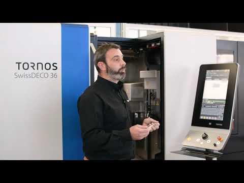 Tornos Technologies France - Produits