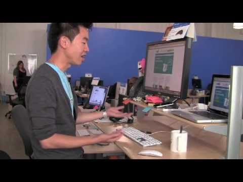 Health benefits of a standup desk YouTube