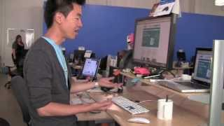 Health Benefits Of A Stand-up Desk