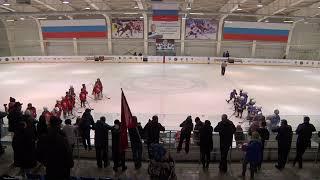 Легенда (Пермь) : Красная Звезда (Краснокамск) 20.04.19 г.