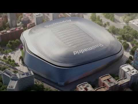 Real Madrid And The Future Of Football At The New Santiago Bernabeu