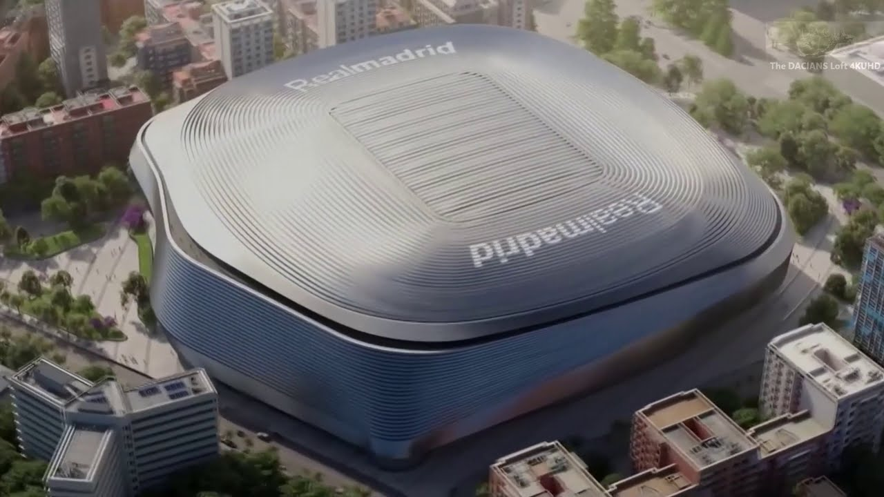 Image result for new Santiago Bernabeu,