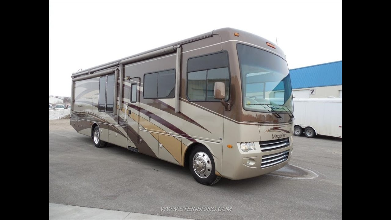 Used 2009 Four Winds Magellan 36f Class A Gas Motorhome
