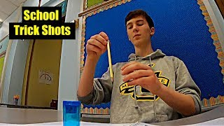 School Trick Shots | That's Amazing