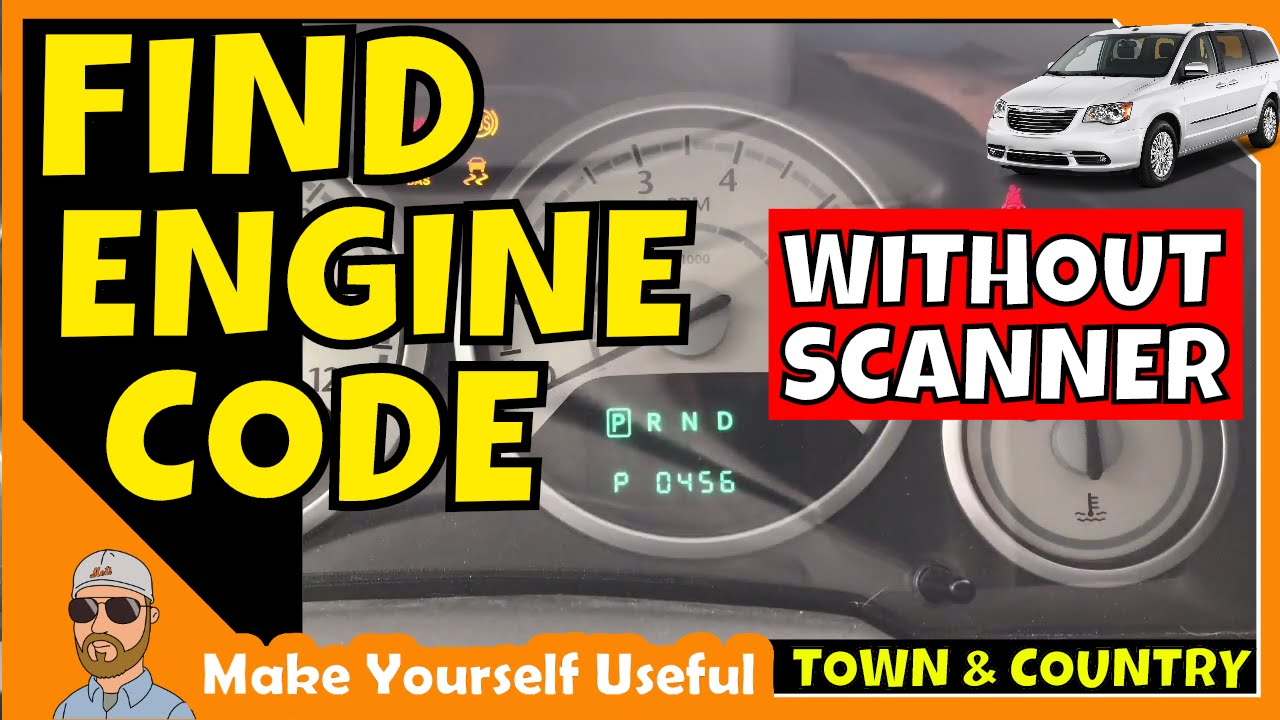 2012 chrysler town and country diagnostic codes