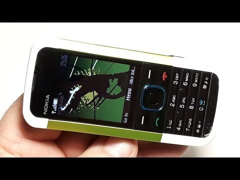 Смотри что получилось. Восстановил Nokia 5000d . Кот в мешке ожил. Ретро телефон