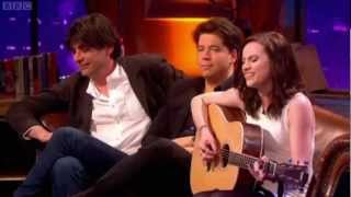 Amy Macdonald LIVE @ Rob Brydon Show BBC 2 (14.08.2012)