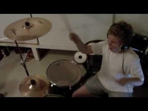 Black and Yellow-Wiz Khalifa(Drum Cover)