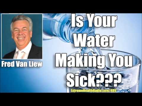 The Benefits Of Structured Water With Fred Van Liew