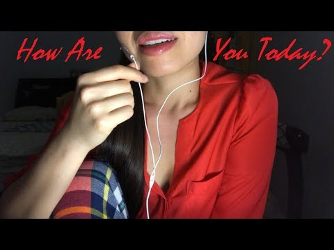 ASMR ANXIOUS? RUMINATING THOUGHTS? Supportive Words, HAND MOVEMENTS, Energy Plucking, FACE BRUSHING