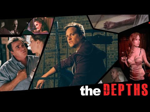 the Depths Available NOW! *NEW* Michael Rispoli  Crime Thriller