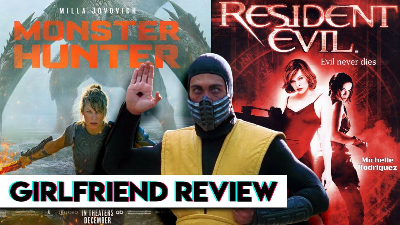 Why are video game movies so poo poo? | Girlfriend Reviews
