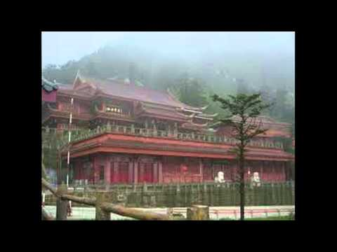Most beautiful view - Mount Emei - China