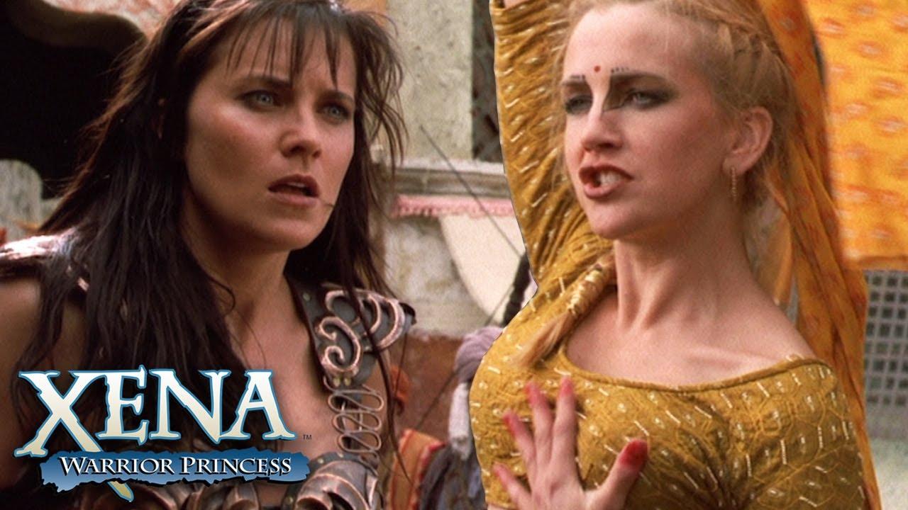 Download Xena Fights Possessed Gabrielle   Xena: Warrior Princess