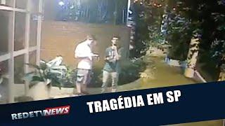 Corpo de jovem atingido por marquise é enterrado em São Paulo