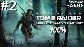 Zagrajmy w Rise of the Tomb Raider: Baba Yaga Świątynia Wiedźmy DLC (100%) odc. 2 - Złowroga Dolina