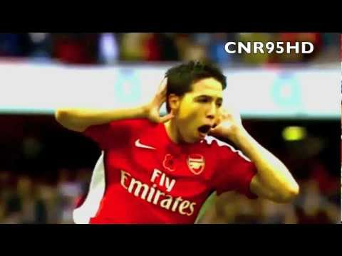 Samir Nasri - ★ Danza Kuduro v.2 | Skills And Goals | HD | 2012
