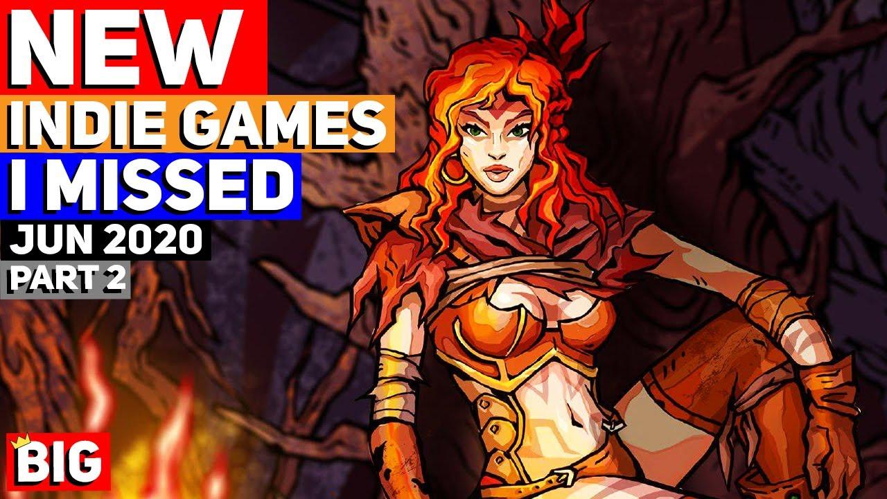 NEW Indie Games I Missed - June 2020 - Part 2