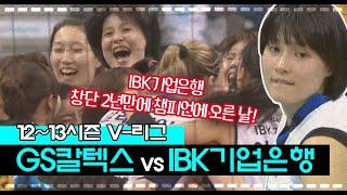 [V-리그탑골공원] GS칼텍스 vs IBK기업은행 / 2013년 3월 29일