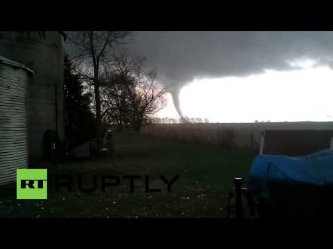 Tornado warning columbia il