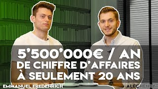 EMMANUEL FREDENRICH : LA (Nouvelle) VÉRITÉ CHOQUANTE EXPOSÉE?!!