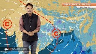 [Hindi] 17 अगस्त मौसम पूर्वानुमान: बिहार, उत्तर प्रदेश, मध्य प्रदेश में बारिश; दिल्ली में शुष्क मौसम
