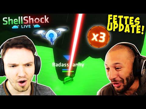 Es Gab Ein RIESIGES Update Und Wir Spielen Es! (Shellshock Live)