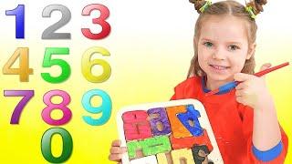 Learn Math & Numbers   Learn to count with Nicole!  تعلم الرياضيات والأرقام   تعلم العد مع نيكول