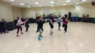 Dance fitness-Tun Fo Meh by Olatunji