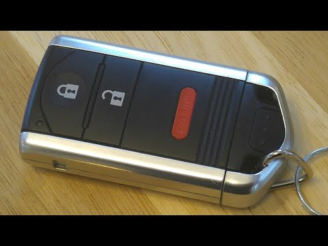 2011 – 2015 Acura RDX Key Fob Battery Change – EASY DIY Replacement