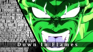 Dragon Ball - Piccolo AMV - Down In Flames