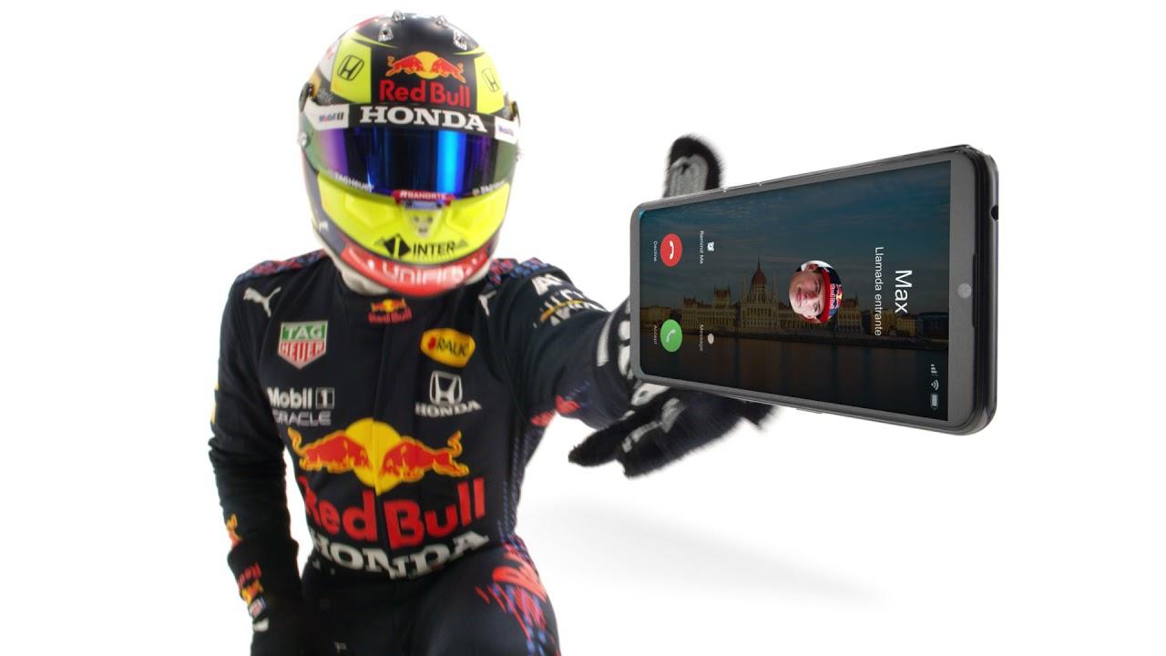 Claro RD - ¡Buena suerte Checo! GP de Hungría