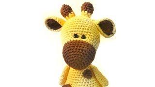 В'язання гачком іграшки - Жирафик Мелман 1 частина