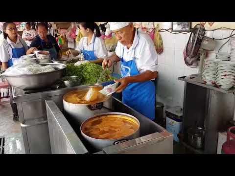 Kuliner # Laksa , Makanan Enak Pinggir Jalan yang Enak, Masakan  Khas Penang, Malaysia